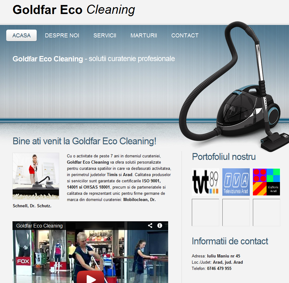Goldfar Eco Cleaning